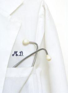white-lab-coat