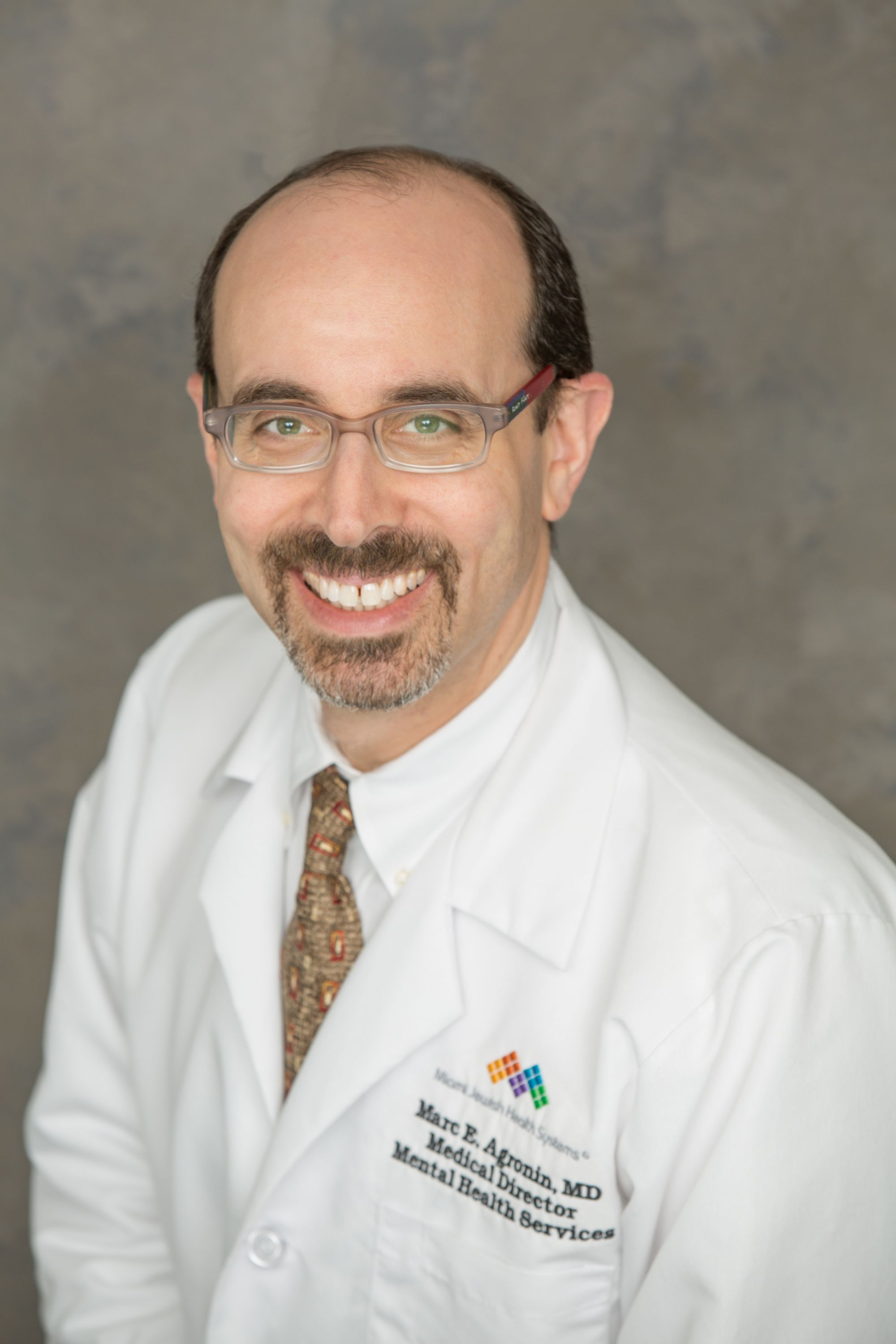 Dr. Marc Agronin