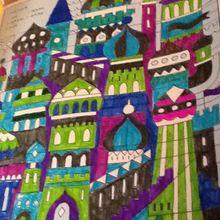 Usborne coloring