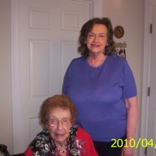 Mother and me 4-4-10