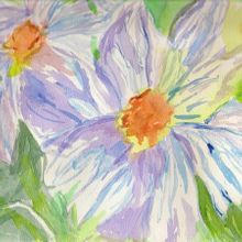 Big Daisy by Pegi Foulkrod from our 2014 Art Show