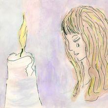A Caregiving Night by Pegi