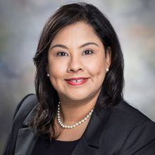 Photo: Roxana Delgado, 2019 National Caregiving Conference Presenter