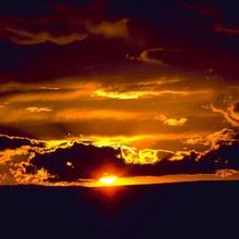 Carlsbad_caverns_national_park_sunset
