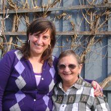 Me and Kristin.