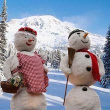snowmen-554398_640