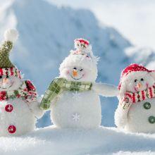 christmas-three-snowman